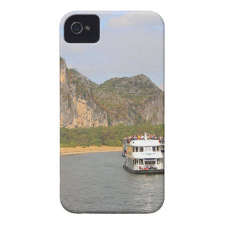 Boats on the Li River, China iPhone 4 Cover