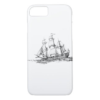 boats on the water Case-Mate iPhone case