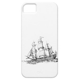 boats on the water iPhone 5 cover