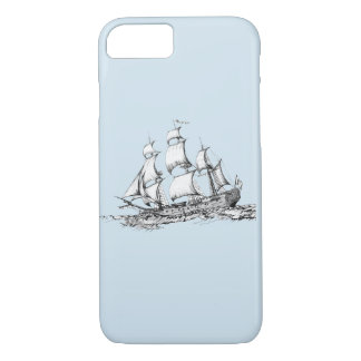 boats on the water iPhone 8/7 case