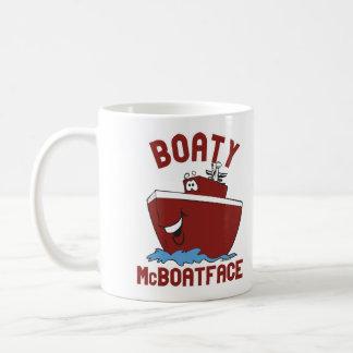 Boaty McBoatface Classic White Coffee Mug