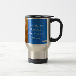 Boaz Mug
