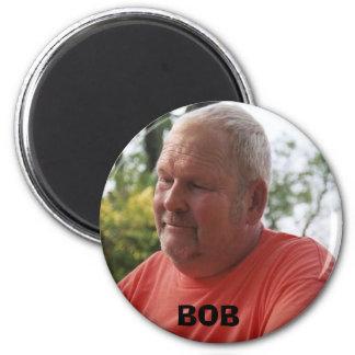 BOB, BOB 2 INCH ROUND MAGNET