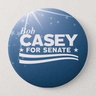 Bob Casey for Senate 4 Inch Round Button