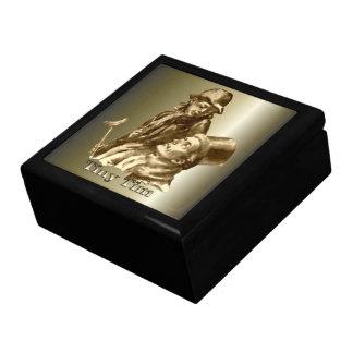 Bob Cratchit and Tiny Tim Christmas Carol Gift Boxes