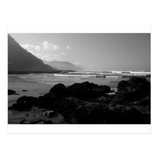 Bob Creek Beach, Oregon Postcard