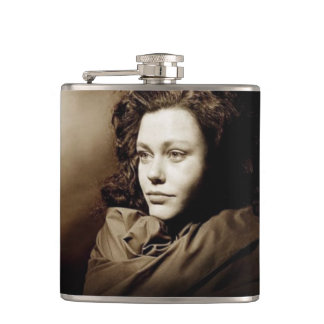 Bob Duncan photograph flask