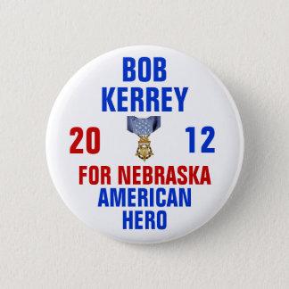 Bob Kerrey for Senate 2012 2 Inch Round Button