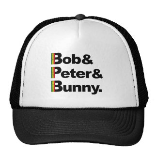 Bob&Peter&Bunny Trucker Hat