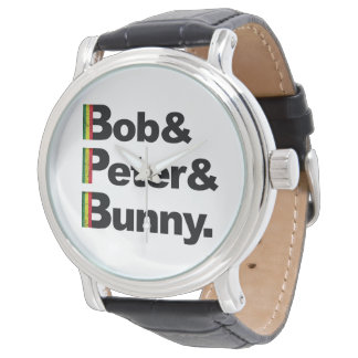 Bob&Peter&Bunny Wristwatches