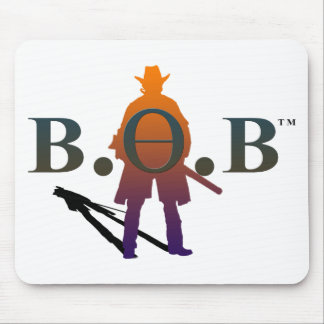 BOB stuff Mouse Pad