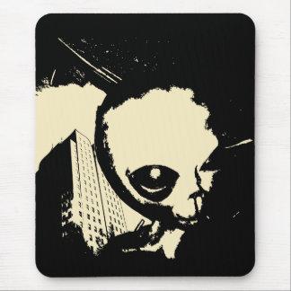 Bob the Alien Mouse Pad