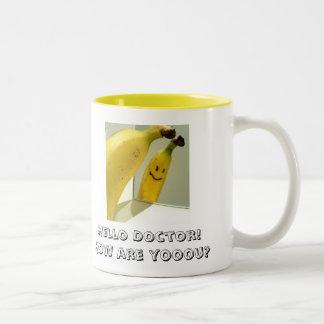 Bob Two-Tone Coffee Mug