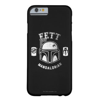 Boba Fett Badge Barely There iPhone 6 Case