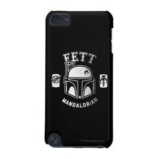 Boba Fett Badge iPod Touch 5G Covers