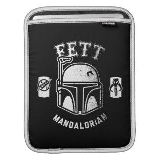 Boba Fett Badge Sleeves For iPads