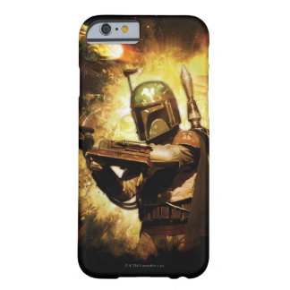 Boba Fett Graphic Barely There iPhone 6 Case