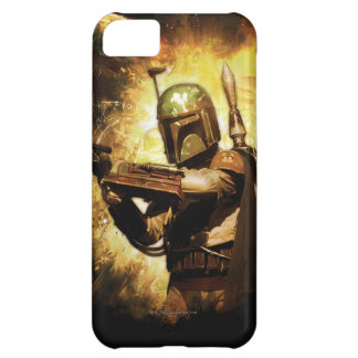 Boba Fett Graphic Cover For iPhone 5C