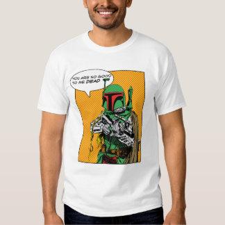 Boba Fett Illustration T-shirt