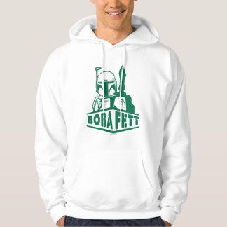 Boba Fett Stencil Hoodie