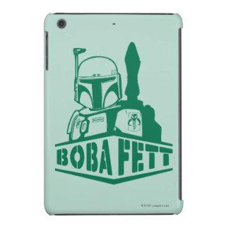 Boba Fett Stencil iPad Mini Case