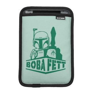 Boba Fett Stencil iPad Mini Sleeve