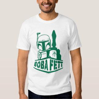 Boba Fett Stencil T-shirt
