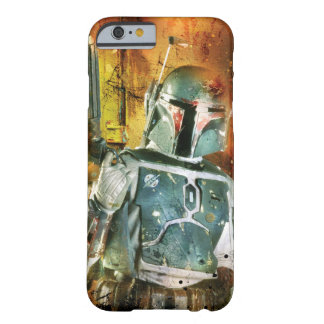 Boba Fett Stylized Barely There iPhone 6 Case