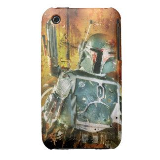 Boba Fett Stylized Case-Mate iPhone 3 Cases