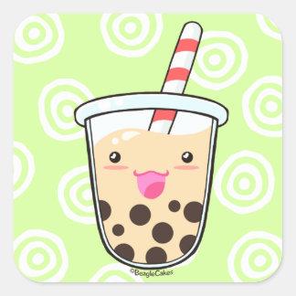 Boba Milk Tea (Bubble Tea) Sticker