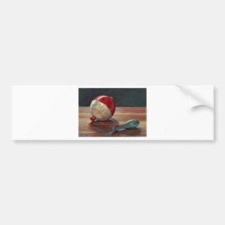 Bobber and Sinker Bumper Sticker