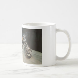 bobber bike coffee mug