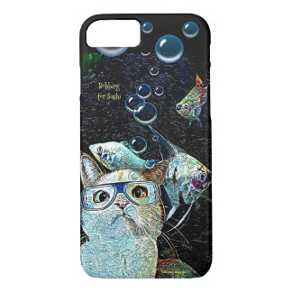 Bobbing for Sushi Barely There Phone Case