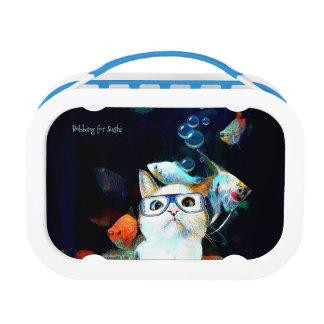 Bobbing for Sushi Yubo Lunchbox