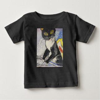 bobble head kitten smokey baby T-Shirt
