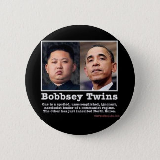 Bobbsey Twin Button