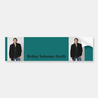 Bobby123, Bobby123, Bobby Soloman Smith Bumper Sticker