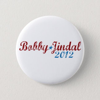 Bobby Jindal 2012 2 Inch Round Button