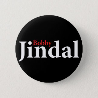 Bobby Jindal 2 Inch Round Button