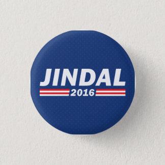 Bobby Jindal, Jindal 2016 1 Inch Round Button