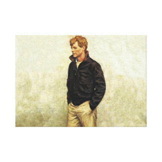 Bobby Kennedy Canvas Print