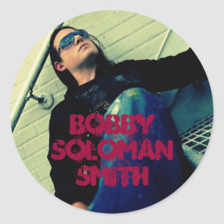 bobby soloman smith sticker