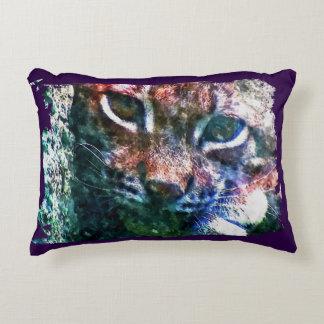 BOBCAT - Digitally Artwork Jean Louis Glineur Accent Pillow