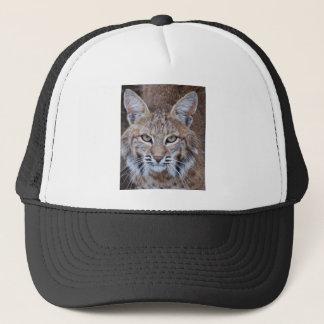 Bobcat Face Trucker Hat