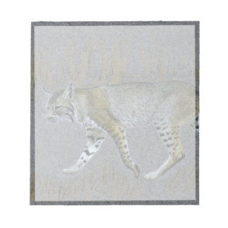 Bobcat Notepad