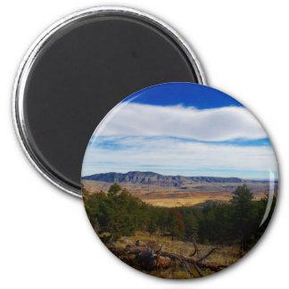 Bobcat Ridge Colorado Magnet