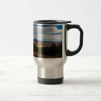 Bobcat Ridge Colorado Travel Mug