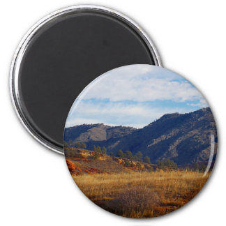 Bobcat Ridge Magnet