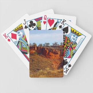 Bobcat Ridge Natural Area Bicycle Playing Cards