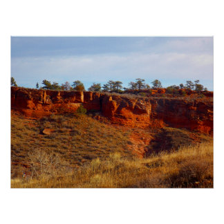 Bobcat Ridge Natural Area Poster